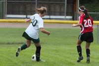 7157 Girls JV Soccer v Orting 092710