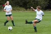 7193 Girls JV Soccer v Orting 092710
