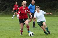 7208 Girls JV Soccer v Orting 092710