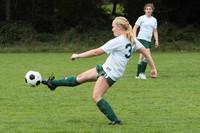 7224 Girls JV Soccer v Orting 092710