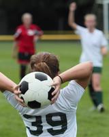 7234 Girls JV Soccer v Orting 092710