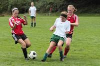 7315 Girls JV Soccer v Orting 092710