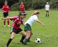 7319 Girls JV Soccer v Orting 092710