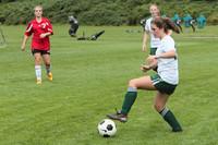 7325 Girls JV Soccer v Orting 092710