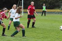 7385 Girls JV Soccer v Orting 092710