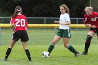 7396 Girls JV Soccer v Orting 092710