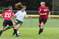 7397 Girls JV Soccer v Orting 092710