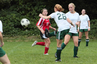 7412 Girls JV Soccer v Orting 092710
