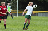 7414 Girls JV Soccer v Orting 092710