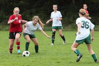 7442 Girls JV Soccer v Orting 092710