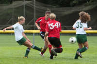 7454 Girls JV Soccer v Orting 092710