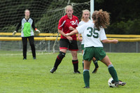7462 Girls JV Soccer v Orting 092710