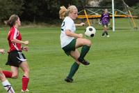 7472 Girls JV Soccer v Orting 092710
