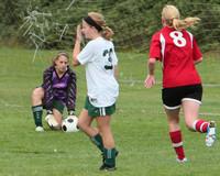 7476 Girls JV Soccer v Orting 092710