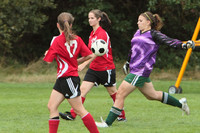 7480 Girls JV Soccer v Orting 092710