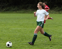 7509 Girls JV Soccer v Orting 092710