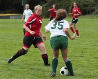 7512 Girls JV Soccer v Orting 092710