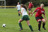 7513 Girls JV Soccer v Orting 092710