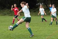 7551 Girls JV Soccer v Orting 092710