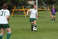7591 Girls JV Soccer v Orting 092710