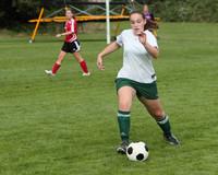 7593 Girls JV Soccer v Orting 092710