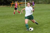 7594 Girls JV Soccer v Orting 092710