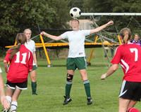 7597 Girls JV Soccer v Orting 092710