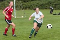 7602 Girls JV Soccer v Orting 092710