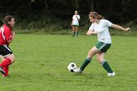 7639 Girls JV Soccer v Orting 092710