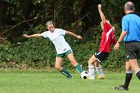 7643 Girls JV Soccer v Orting 092710