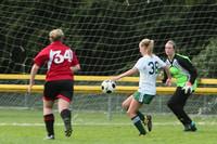 7650 Girls JV Soccer v Orting 092710