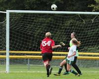 7651 Girls JV Soccer v Orting 092710