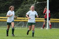 7657 Girls JV Soccer v Orting 092710