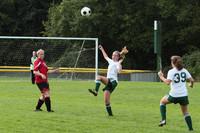 7659 Girls JV Soccer v Orting 092710