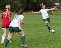 7663 Girls JV Soccer v Orting 092710