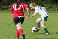 7681 Girls JV Soccer v Orting 092710