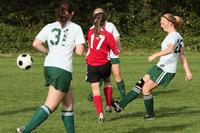 7720 Girls JV Soccer v Orting 092710