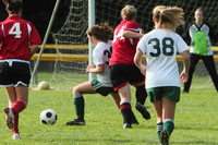 7729 Girls JV Soccer v Orting 092710