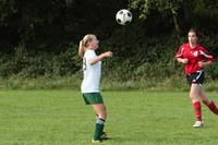 7737 Girls JV Soccer v Orting 092710
