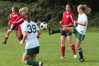 7740 Girls JV Soccer v Orting 092710