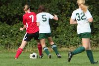 7752 Girls JV Soccer v Orting 092710