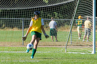 4455 Girls JV Soccer v Cedar Park 090412