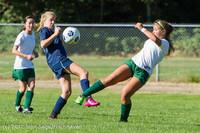 4460 Girls JV Soccer v Cedar Park 090412