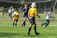 4516 Girls JV Soccer v Cedar Park 090412
