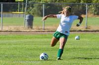 4534 Girls JV Soccer v Cedar Park 090412