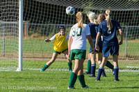 4541 Girls JV Soccer v Cedar Park 090412