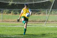 4554 Girls JV Soccer v Cedar Park 090412