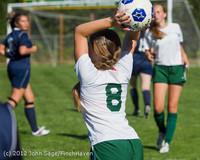 4563 Girls JV Soccer v Cedar Park 090412