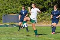 4596 Girls JV Soccer v Cedar Park 090412