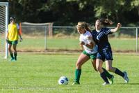 4604 Girls JV Soccer v Cedar Park 090412